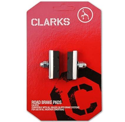 Clarks CP100 Pattern Brake Pad - Pastillas de freno para bicicleta de carretera