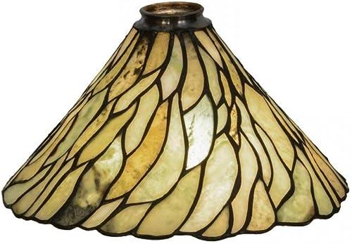 Meyda Tiffany 152599 Lighting, 12 Width, Bronze Dark