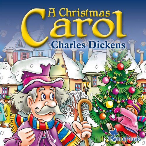 A Christmas Carol: A Christian Tale for Kids by Charles Dickens