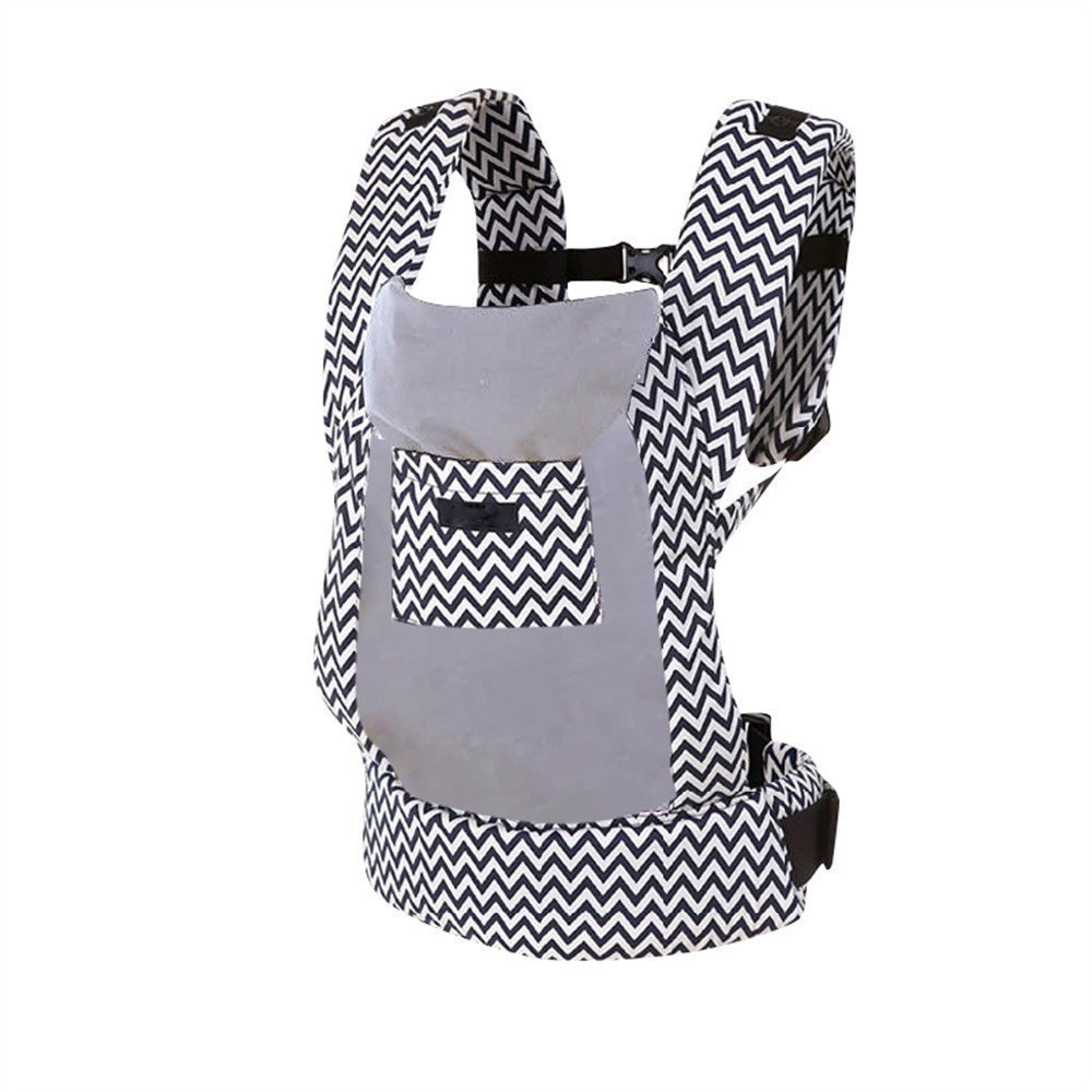 Cuby Baby Sling Baby Carrier Grey Cbcab46