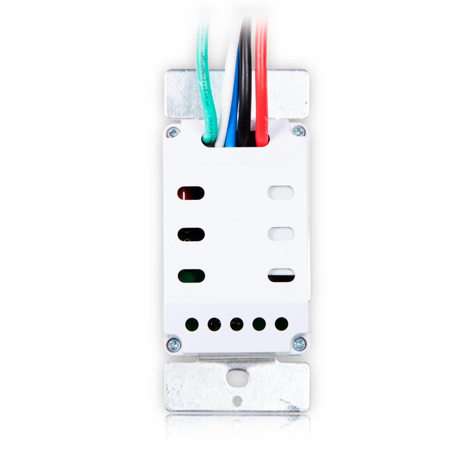 Maxxima Digital In Wall 7 Day Programmable Timer Light Switch Up To 3 Way Plate 18 On Off Settings Adjusts For Daylight Savings Time Compatible