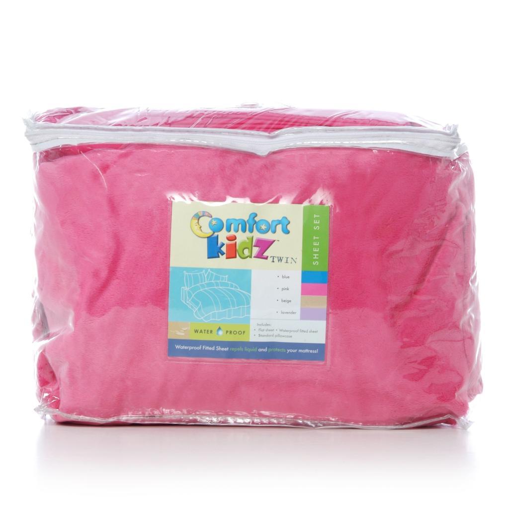 Memory Foam Kidz Twin Size 8 Inch Youth Mattress With