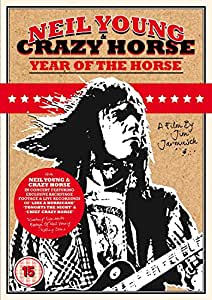 Neil Young & Crazy Horse - Year Of The Horse [DVD] [Reino Unido]