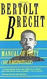 Manual of Piety: Die Hauspotille (Brecht, Bertolt)