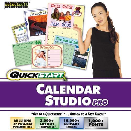 Quickstart  Calendar Studio Pro  Download