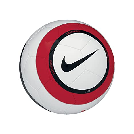 innovative design purchase cheap new design Nike Lightweight Football 290 g, 4, White/Red/Black, SC1907 ...