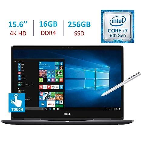 Amazon.com: Dell - Ordenador portátil (procesador Intel i7 ...