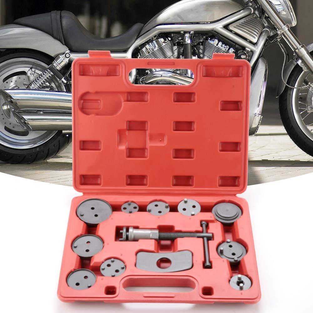 Auto Caliper Tool Kit, 12pcs Car Piston Pump Brake Precision Disc Brake Auto Caliper Tool Kit by Huairdum