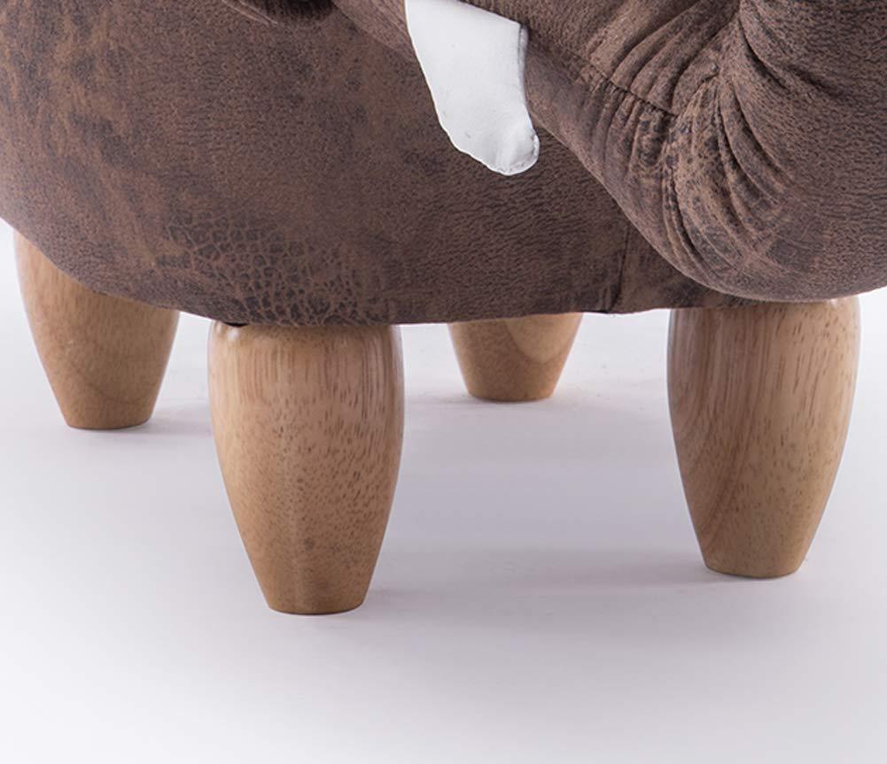 Zzzzy Durable Cambio de Zapatos Taburete Reposapiés De ...