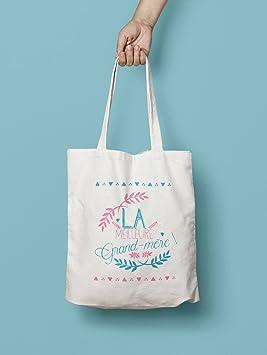 Bolsa para una gran abuela, bolsa de regalo personalizada ...