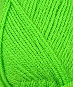 Encore Worsted #477 Neon Green