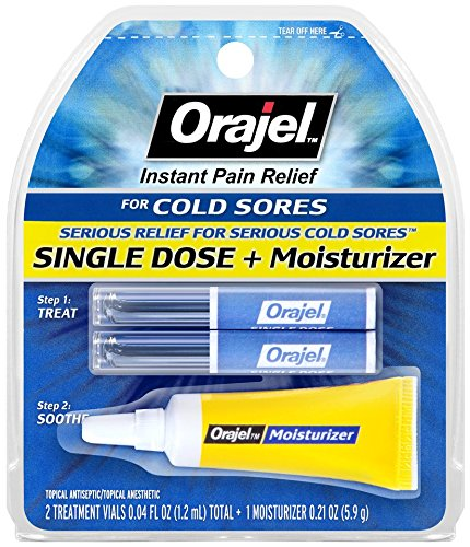 Best cold sore products