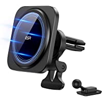ESR HaloLock magnetyczny uchwyt na telefon komórkowy do samochodu, kompatybilny z iPhone 13/13 Pro/13 mini/13 Pro Max/12…