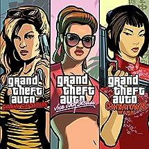 Amazon.com: Grand Theft Auto PS Vita Collection - PS Vita [Digital ...