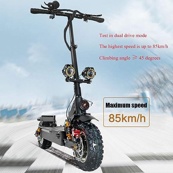 Amazon.com: ZBB - Patinete eléctrico para adultos (3200 W ...