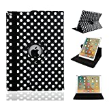 Software : iPad Air Stand Case,elecfan 360 Degrees Rotating Stand Case,Folio Book Cover Designed,Slim & Light,Perfect Fit,Protective Case for Apple iPad Air 9.7 inch (iPad Air, Black)