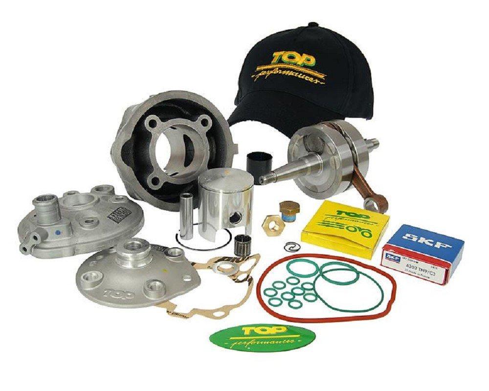 Top Performances Racing 85/ccm Zylinder Kit f/ür Minarelli AM