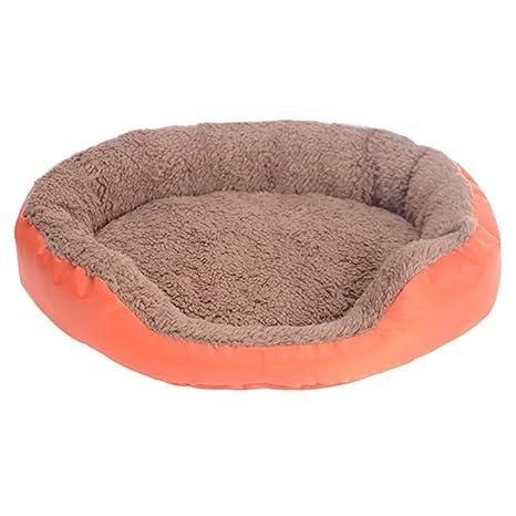 Warmman El Mejor Regalo para Mascotas Gato Perro Cama para Dormir Cama para Mascotas Asiento de