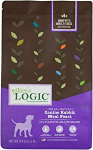 Nature'S Logic Dog Food Canine Meal Feast, Rabbit
