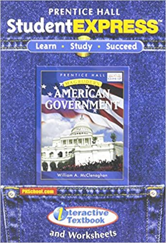 Amazon.com: MAGRUDER'S AMERICAN GOVERNMENT 2007 STUDENT EXPRESS ...