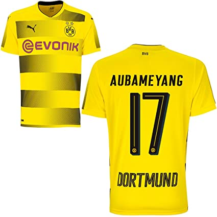 cheap for discount e8d68 77435 Amazon.com : FanSport24 Authentic BVB Borussia Dortmund Home ...