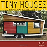 Tiny Houses 2018 Wall Calendar