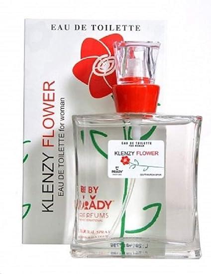 Perfume mujer, Klenzy Flower, eau de toilette, 100 ml