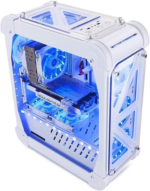 YSM Gaming Desktop Case Pc Case Computer Case Chasis para ...