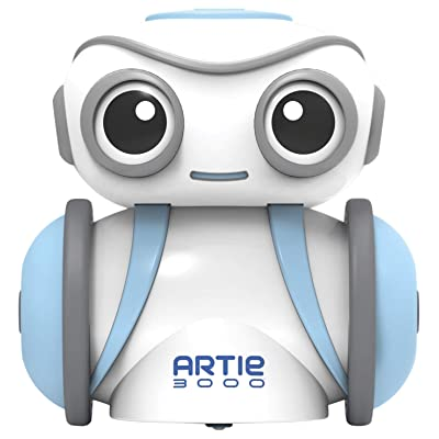 Educational Insights Artie 3000 The Coding Robot: STEM Toy, Coding Robot for Kids 7+: Toys & Games