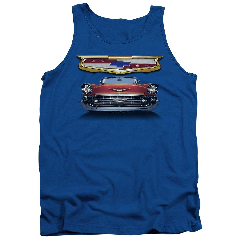 Chevrolet Men's Corvette Modern Emblem Tank Top