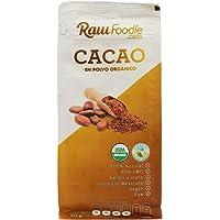 Raw Foodie, Cacao en Polvo Orgánico 450g