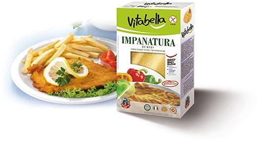 Vitabella sin gluten maíz migajas (maíz comida) – 13.3oz ...