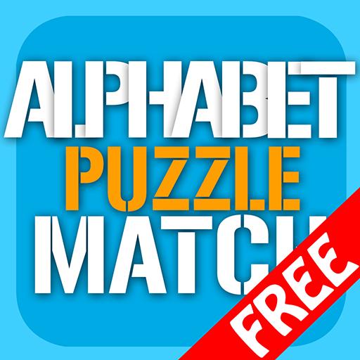 Alphabet Puzzle Match
