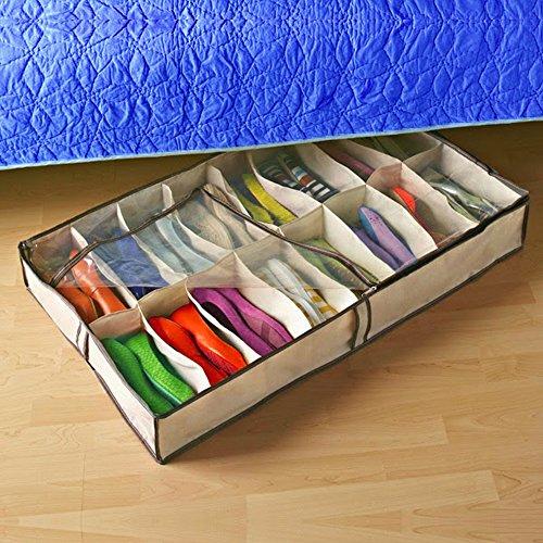 Zuitcase Under Storage Organizer Zippered product image