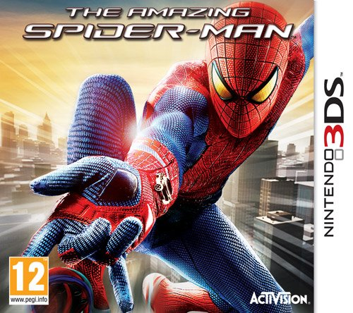 The Amazing Spiderman 3ds