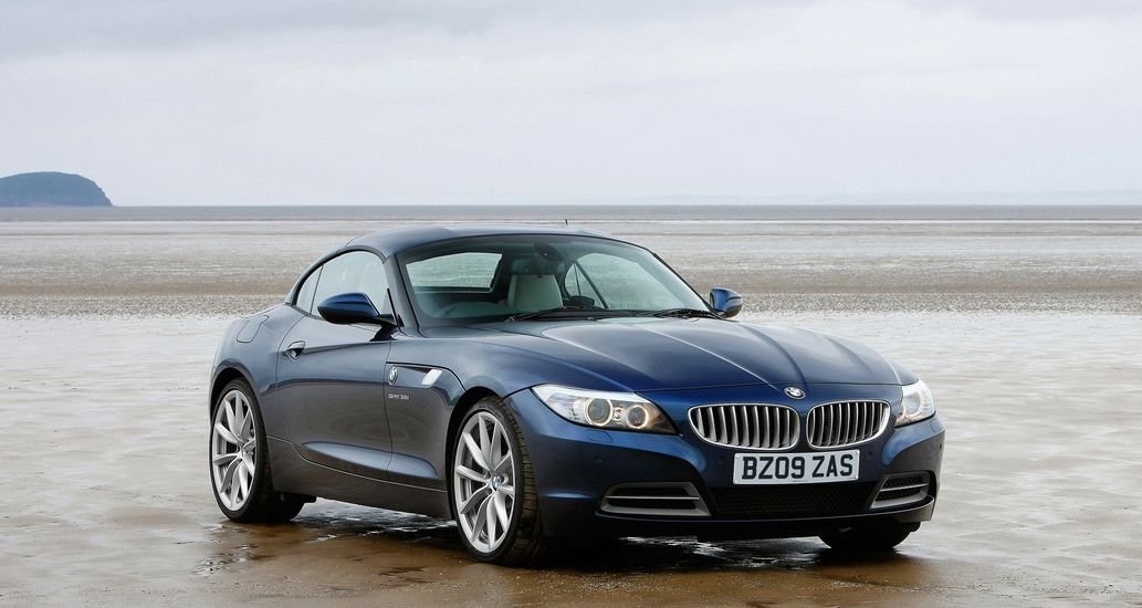 BMW Z4 (45x24 inch, 113x60 cm) Silk Poster Seda Cartel PJ15 ...