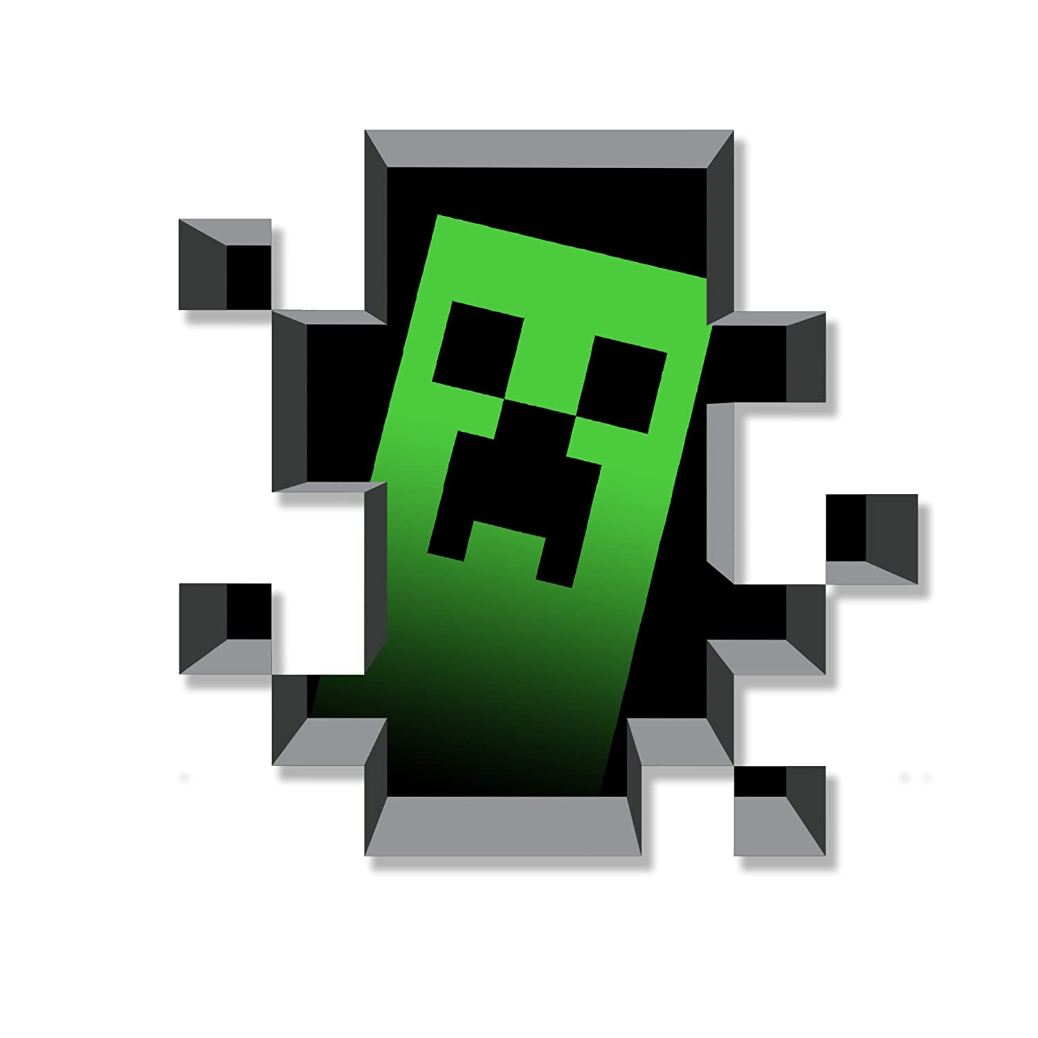 Jordan Wall Sticker Minecraft Creeper Images Wallpaper And Free Download
