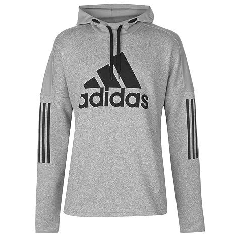 adidas Herren Sports Id Logo Po Fleece Kapuzen Sweatshirt