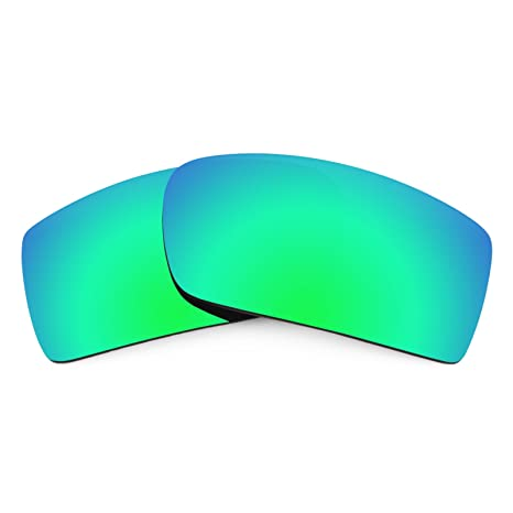 54256fec3d3 Revant Polarized Replacement Lenses for Oakley Gascan Emerald Green  MirrorShield®  Amazon.ca  Sports   Outdoors