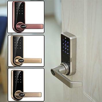 Home Electronic//Code Keyless Digital Card Keyless Keypad Security Door Lock Tool