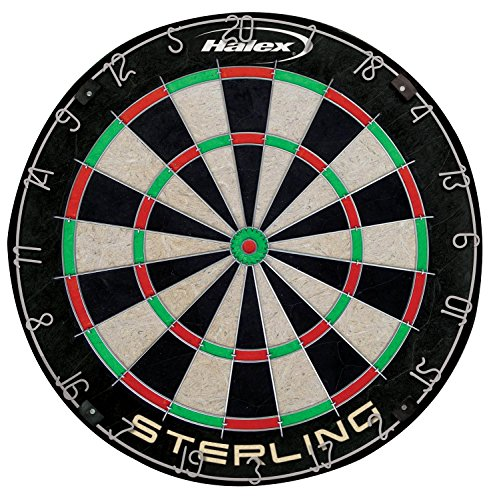 Halex Sterling Bristle Dartboard (Dartboard Regent)