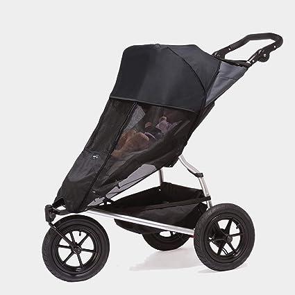 Black Sun Shield Le si/ège de voiture pour poussette b/éb/é offre une excellente protection contre les rayons UV Housse de soleil pour poussette b/éb/é