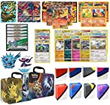 Charizard GX Premium Collection with 1 Mega Charizard EX, 1 Charizard GX and 1 Charizard EX