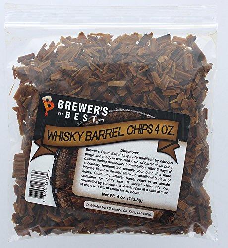 Brewer's Best Barrel Chips Whisky Barrel - 4 Ounces
