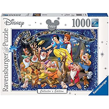 Amazon disney world map 1000 piece jigsaw puzzle featuring the ravensburger disneys snow white jigsaw puzzle 1000 piece gumiabroncs Images