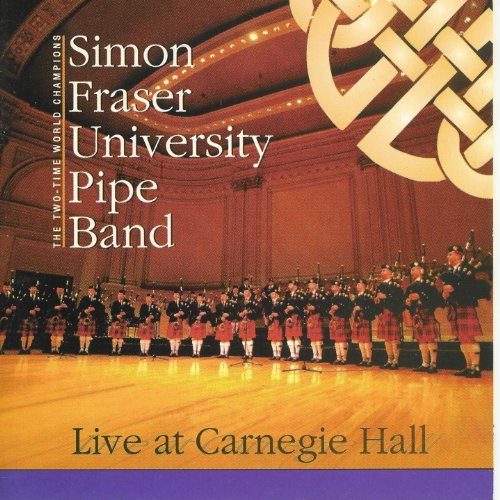 Live at Carnegie Hall (Pipe Bands)