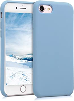 coque iphone 7 bleu pastel