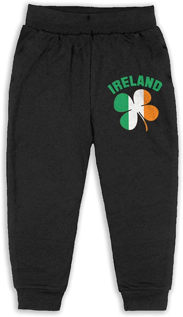 Patricks Day Irish Unisex Kid Toddler Pants Udyi/&Jln-97 St Soft Cozy Boys Girls Jogger Play Pant
