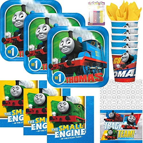 Thomas the Tank Engine Train Party Supplies Pack