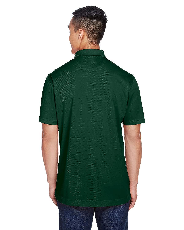 Harriton M353 Mens Double Mesh Sport Shirt